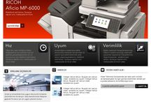 Ofsis / Interface design for Ofsis web site