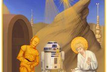 nerd iconography / religious / by Douglas Halfmoon