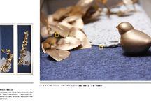 【现代简欧风】 / The modern style # beioufeng abstract painting decorative painting artist Contemporary wall art Miss Yan:18129907613 QQ:2880084657
