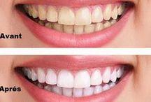 Le curcuma blanchir les dents