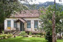 Casas e Arquitetura Antiga