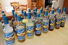 torani flavories