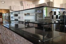 Commercial Glass / Images of Commercial Glass Window & Doors Design/ Installation by Michael's Glass Co.