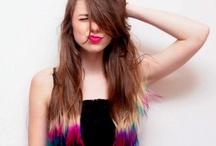 Hair ideas  / by Kaytlin Sponagle