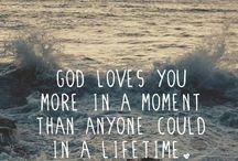 God Jesus loves you