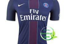 Koszulki Piłkarskie Ligue 1