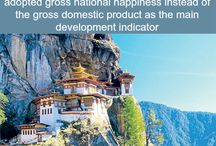 Verden - Bhutan