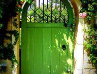 Gardening Ideas / by Cathy Newberry Horne