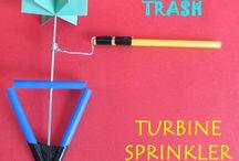 wind turbines Kids / by Sara Short