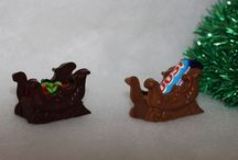 DIY Christmas Edibles / Wonderful ideas to make, bake and create special Christmas treats
