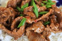 Asian Recipes / by Kathie Warren