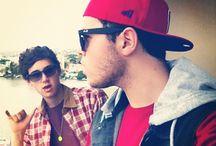 Janoskians❤️ / Janoskianator!! Skip( Daniel), Jai,James,Luke and beau!!❤️ / by 🐧💚 Liv 🐶💙