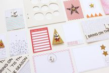 Project Life Ideas / Ideas, inspirations,