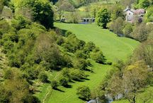 Derbyshire / Celebrating the stunning scenery that surrounds our Derbyshire home.