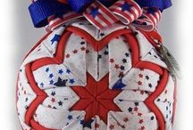 no sew ornaments / by Donna-Lee Gallimore