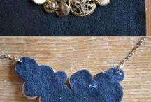 DIY Vintage Jewelry