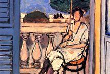 Henri Matisse / by Rob Hood