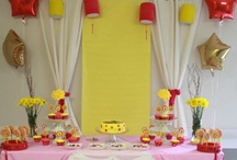 Curious George Party (girl) / Not too bad...I planned and decorated my own party!!!!