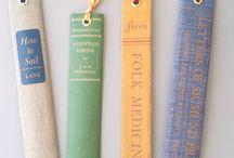 DIY vanhat kirjat