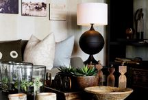African Themed home decor