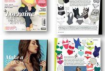 Brands in the News / Designer Brands in the News