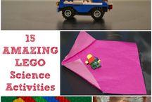 Science & Engineering activities for kids