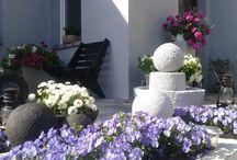 Dekoracje i ozdoby do ogrodu / Dekoracje i ozdoby do ogrodu Kobea Ogrody i Bruki