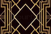 Ar Deco Pattern