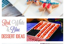 Stars and Stripes / All things 4th of July & patriotic.
