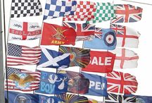Flags... / I have a thing about flags......