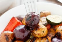 Easy Summer Entertaining / Fun and delicious potato recipes your guests will love!