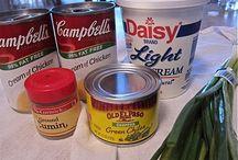 Favorite Recipes / by Elizabeth Bonaventura