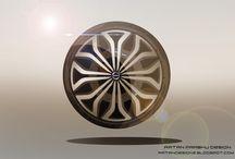 Automotive Wheel Design
