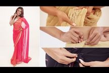 Saree hacks