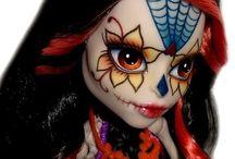 muñecas monster hig