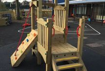 Climbing Structures / Ideal for developing agility, strength, and co-ordination. We have a range of structures to suit all ages and environments.