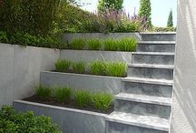 exterior stairs