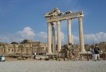 Side Apollon Tapınağı / Apollon Side Antalya Türkiye