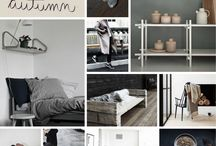 MoodBoards / Inspiration Boards