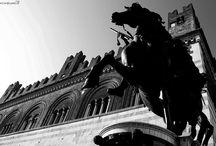 my city (Piacenza) by Massimo Mazzoni