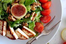 Σαλάτες-Salaten