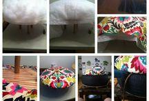 Home made DIY / Zelf meubels en accessoires maken of aanpassen
