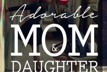 Daughter&mom