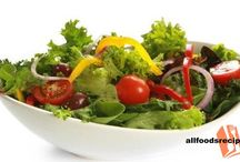 SALADS / Salads - Our trusted salad recipes are delicious and healthy. We guarantee the use of different ingredients and seasoning will make you feel pleased and refreshing.
