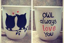 DIY - Mugs