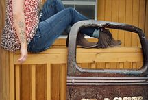 Classy Cowgirl Photo Shoots / Classy Cowgirl Co Photo shoots