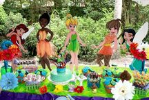 Neverland Themed Parties