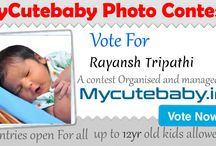 Pls vote fr my baby..