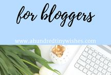 Bloggers be blogging / A collection of posts from a bunch of amazing bloggers! Whether it be posts about beauty, life, diy, travel, etc, this board has it all!   To join: please follow me and then send an email at ahundredtinywishes@gmail.com requesting to join, along with your Pinterest profile name/link & email.    RULES: 1) For each pin from your blog, you must repin 1 from someone else. 2) all pins must be vertical