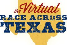 Virtual Race Across Texas / by Wanda Peak